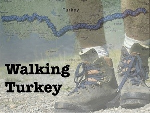 Walking Turkey on Kickstarter